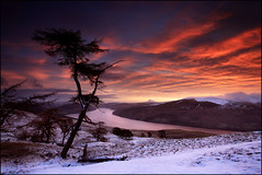 Loch Tay Dawn photo by angus clyne