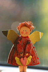 Portrait of an Angel :) photo by ░S░i░l░a░n░d░i░