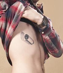My New Tattoo photo by Ian Fidino!