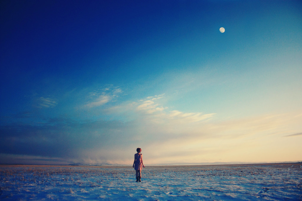 The distance between stars. photo by Jessica Neuwerth (Fearless)