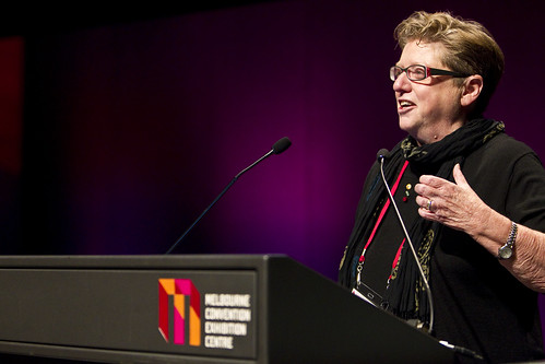 Robyn Archer, AO, Programme Advisor for the 5th World Summit on Arts and Culture