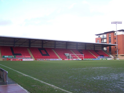 6544101697 e1b671d49e Leyton Orient Stadium, London