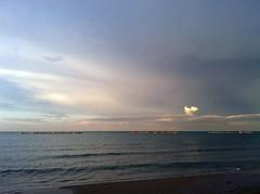 gaze at the sea photo by ΞSSΞ®®Ξ