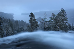 Eagle Falls Emerald Bay Lake Tahoe photo by Steve Sieren Photography
