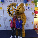 Posing with Pudsy<br/>11 Nov 2011