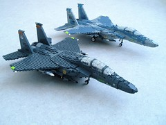 F-15E Eagle updated (3) photo by Mad physicist