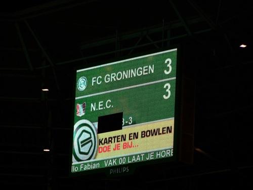 6452360755 eb5fc27390 FC Groningen   NEC 3 3, 3 december 2011