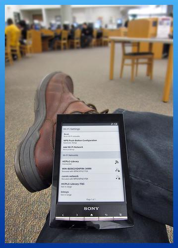 Sony PRS-T1 Wi-Fi eReader