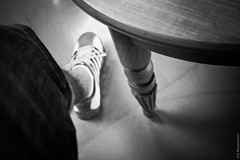 Legs (Self-Portrait) photo by thedot_ru