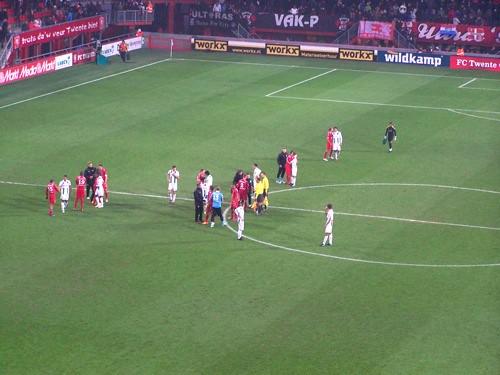 6783659157 4d6c5b2a62 FC Twente   FC Groningen 4 1, 29 januari 2012