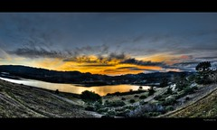 fault line | hdr panorama [explore + front page] photo by elmofoto