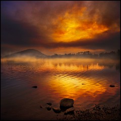 Dawns eruption photo by adrians_art