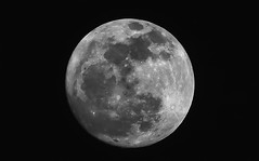 February 2012 Full Moon photo by Gary.Lamprecht
