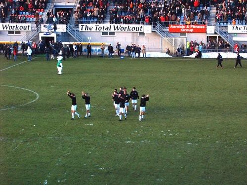 6830692569 07936f6432 FC Groningen   NEC 3 0, 18 december 2005 (Afscheid Oosterpark)