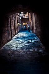 Italy lifestyle and harmony - Siena photo by nemethz