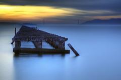 Berkeley Municipal Pier photo by M. Shaw