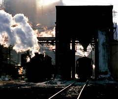 Anshan Steelworks Servicing Point photo by Kingmoor Klickr