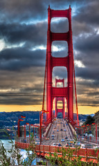 Golden gate Bridge photo by KP Tripathi