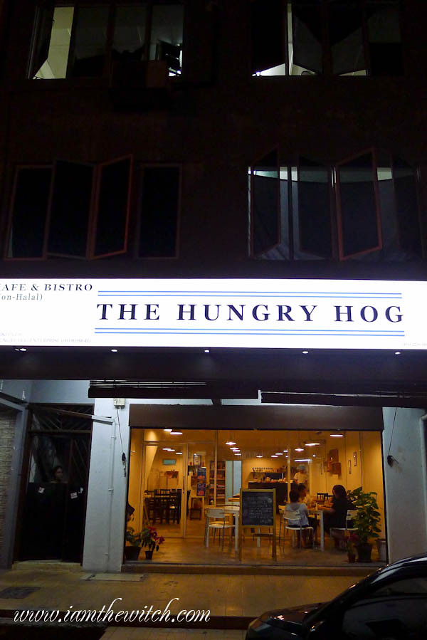 Hungry Hog