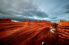 Delicate Arch - Wide angle shot photo by levent_eryilmaz