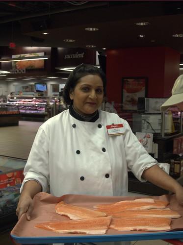 Fazela Brings the Ontario Trout