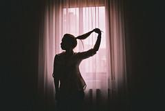 Selfportrait photo by Nevena Popovic