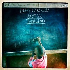 Shashemene jamaican school  Hipstamatic - Ethiopia photo by Eric Lafforgue