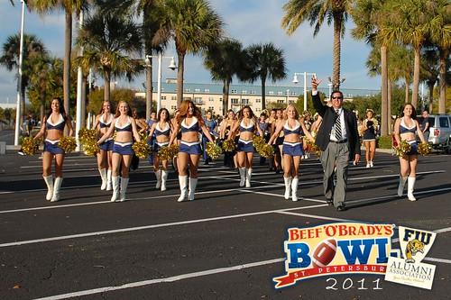 Beef 'O' Brady's Bowl 2011