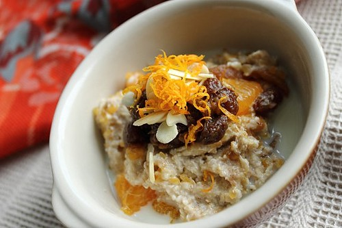 Orange Mincemeat festive overnight oats (10)