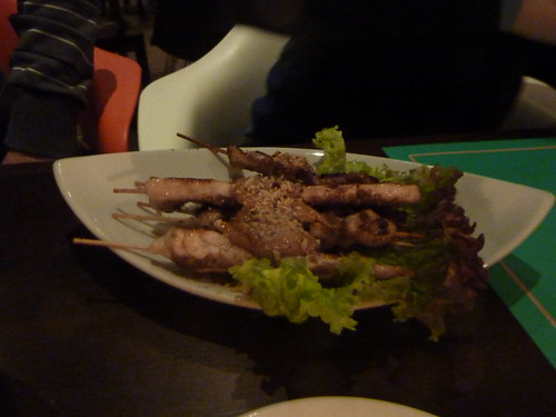 Dinner @ Gregor's