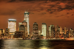 World Trade Center photo by benalesh1985