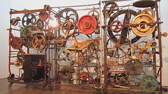 Kinetic Sculpture, Jean Tinguely - Explore #235 photo by M_Strasser