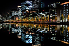 City Lights photo by chibitomu
