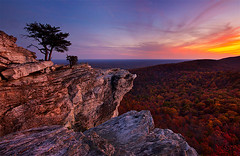Hanging Rock State Park -  Danbury, North Carolina photo by Will Shieh