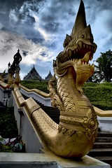 Thailand, Krabi, Temple 'WAT KAEW' photo by Amsterdam Today