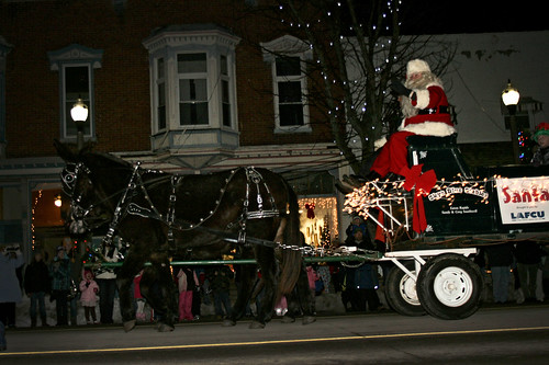 Eaton Rapids Christmas Parade