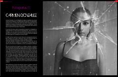 publication mirror magazine photo by soleá
