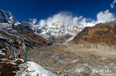 Annapurna, Nepal - The Sanctuary photo by GlobeTrotter 2000