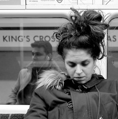 Bad Hair Day At King's Cross photo by canonsnapper