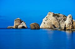 Aphrodite's Rock II Paphos Cyprus photo by Allard Schager
