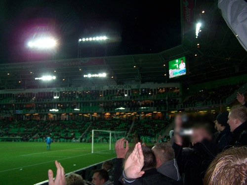 6452362253 d99b8195a6 FC Groningen   NEC 3 3, 3 december 2011