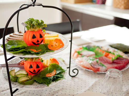 Helloween Table