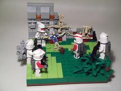 Lego dinlo: opressive jungle photo by |T|itus