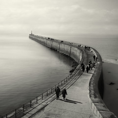 """""""Aimer, ce n'est pas se regarder l'un l'autre, c'est regarder ensemble dans la même direction"""" photo by Teolc Eniger"""