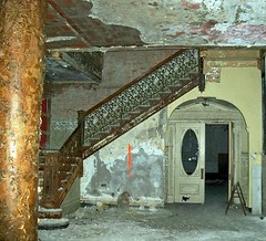 Abandoned Hotel Sterling: The Dilapidated Diamond of Wilkes-Barre photo by Cheri Sundra: Guerrilla Historian