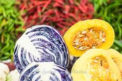 Colorful veggies.... photo by Syahrel Azha Hashim