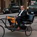SxSW pedicab