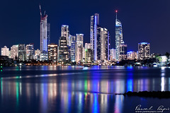 gold coast city photo by Pawel Papis Photography