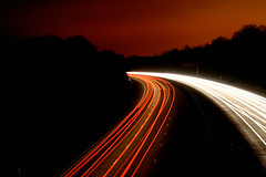 M27 at night photo by MacBeales