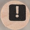 studio g Stamp Set Reverse Exclamation Mark